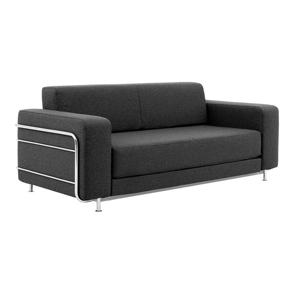softline silver sofa bed by stine engelbrechtsen danish design store. Black Bedroom Furniture Sets. Home Design Ideas