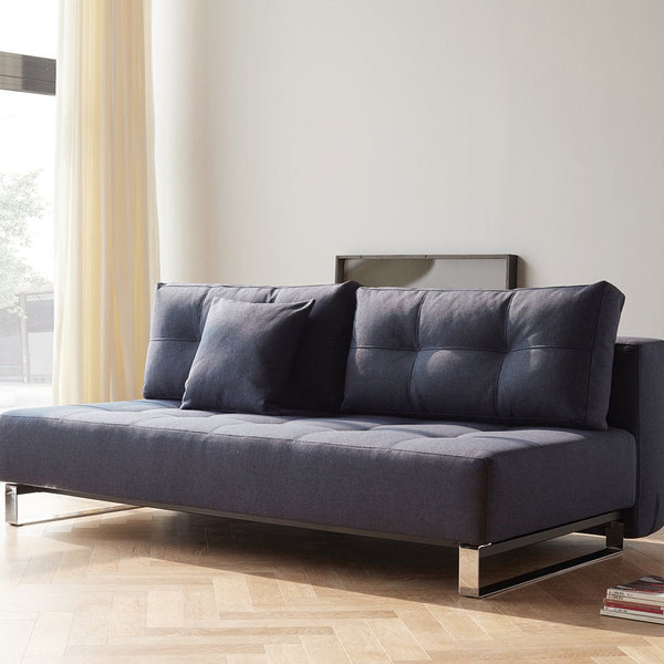 Innovation Supermax Deluxe Excess Lounger Sofa by Per Weiss | Danish ...