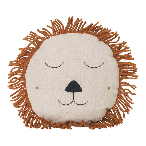Safari Cushion - Lion