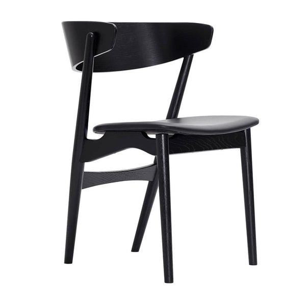 Sibast No 7 Chair - Seat Upholstered