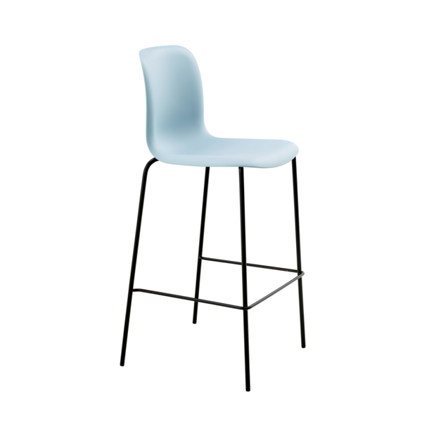 SixE Stackable Barstool 4-Leg
