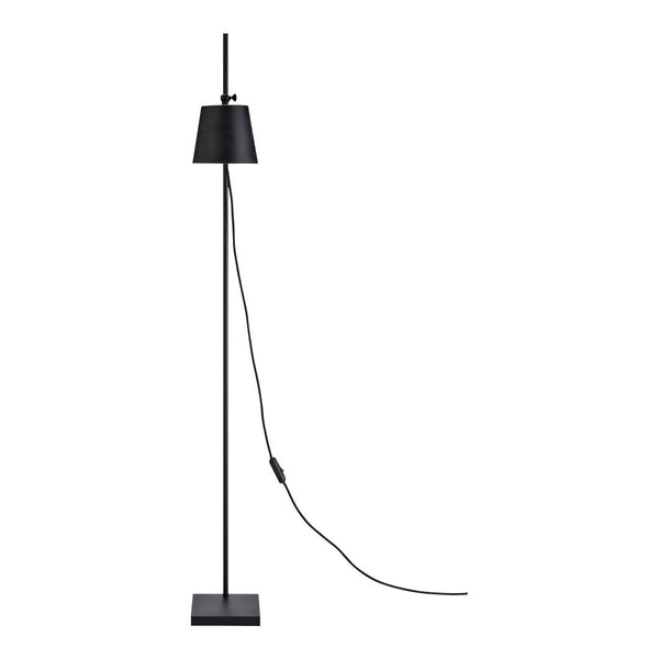 Steel Lab Light Floor Lamp
