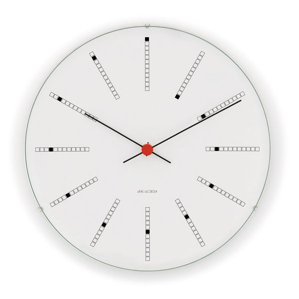 Jacobsen Bankers Wall Clock