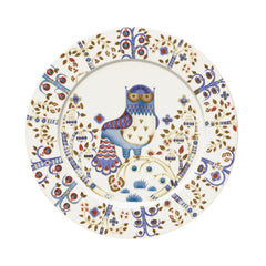 Taika White Dinnerware