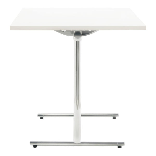 Tempest Flip-Top Square Cafe Table