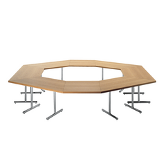 Tempest Trapezoid Table