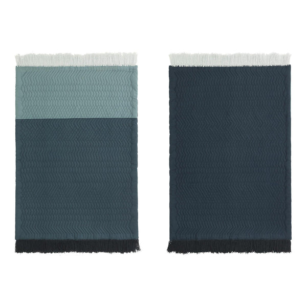 Trace Reversible Rug