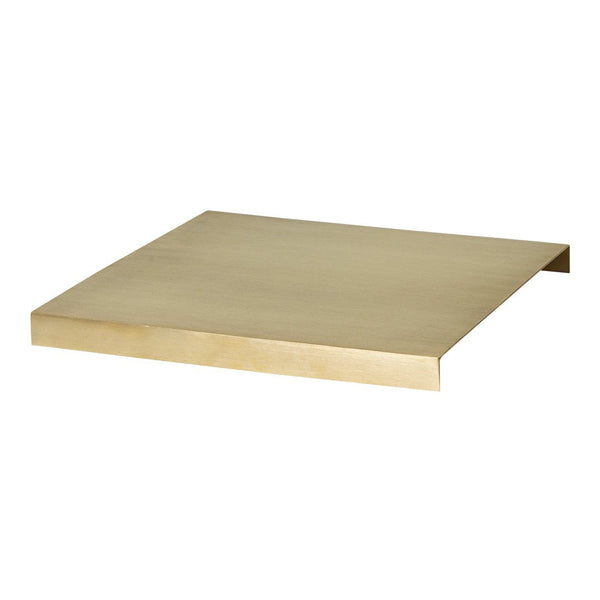 Brass Tray for Plant Box