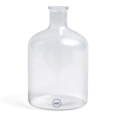Turkish Cylinder Glass Bottle