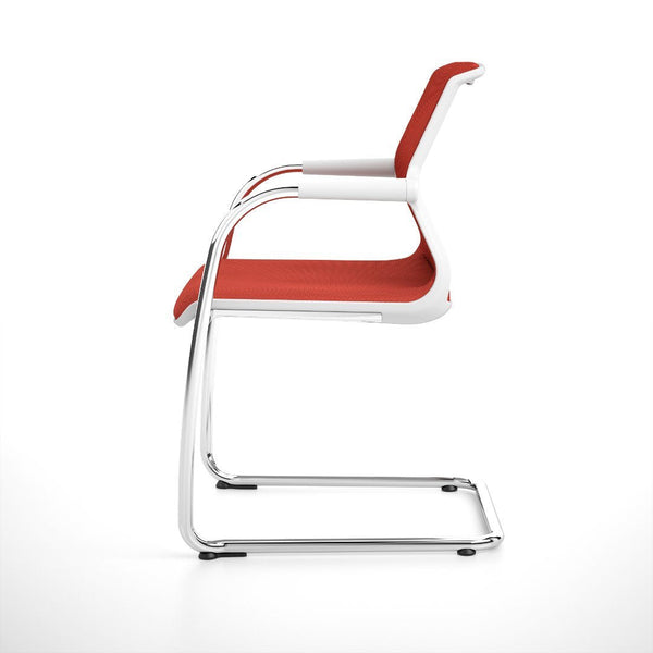 Unix Cantilever Office Chair - Non Stacking
