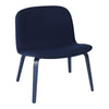 Visu Lounge Chair - Upholstered Shell