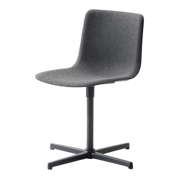 Pato Chair - Swivel X-Base, Fully Upholstered