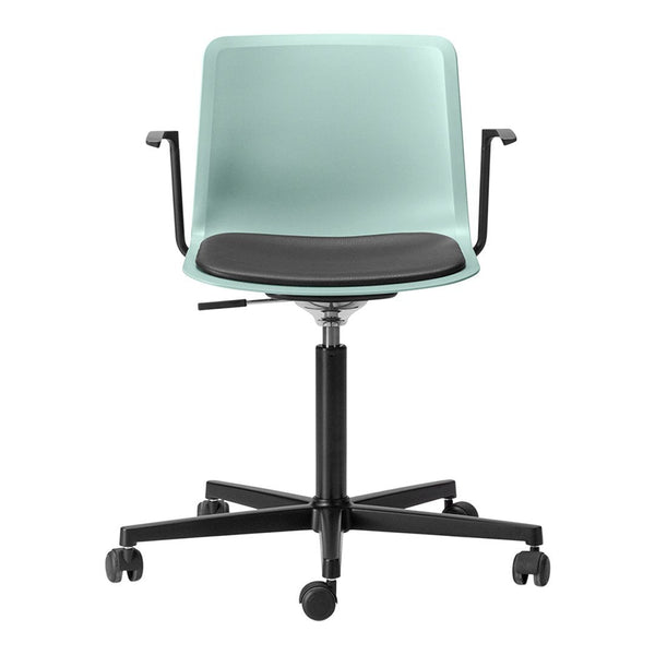 Pato Office Armchair - Seat Upholstered