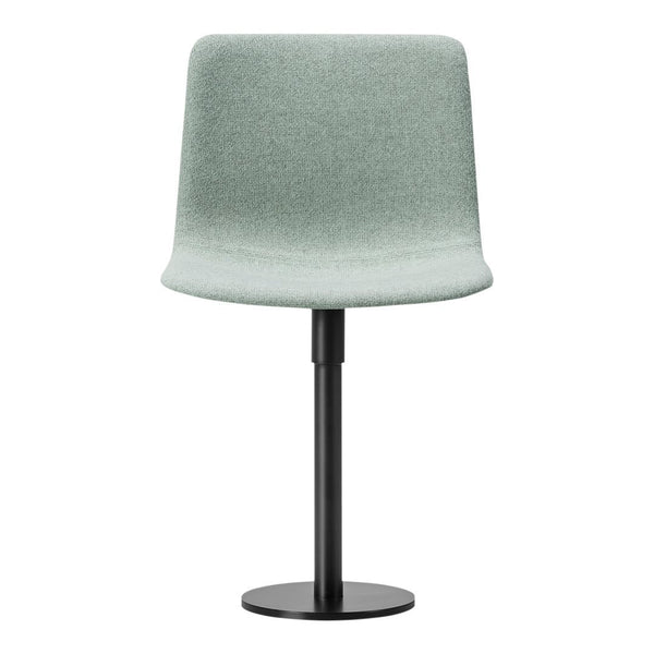 Pato Column Chair - Fully Upholstered