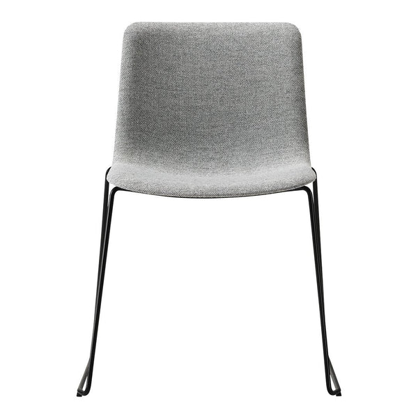 Pato Chair - Sledge Base, Fully Upholstered