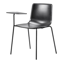 Pato 4-Leg Chair with Writing Table