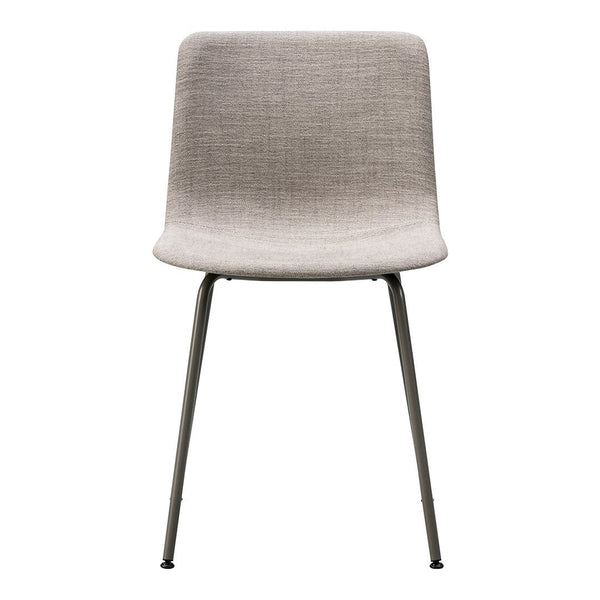 Pato Chair - 4-Leg, Fully Upholstered - Center