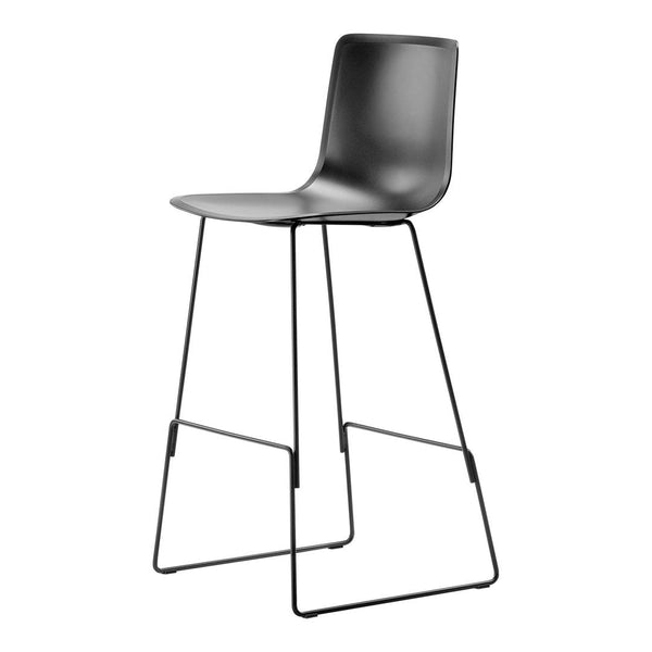 Pato Bar/Counter Stool - Sledge Base