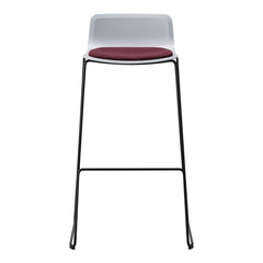 Pato Stool - Seat Upholstered, Bar Height