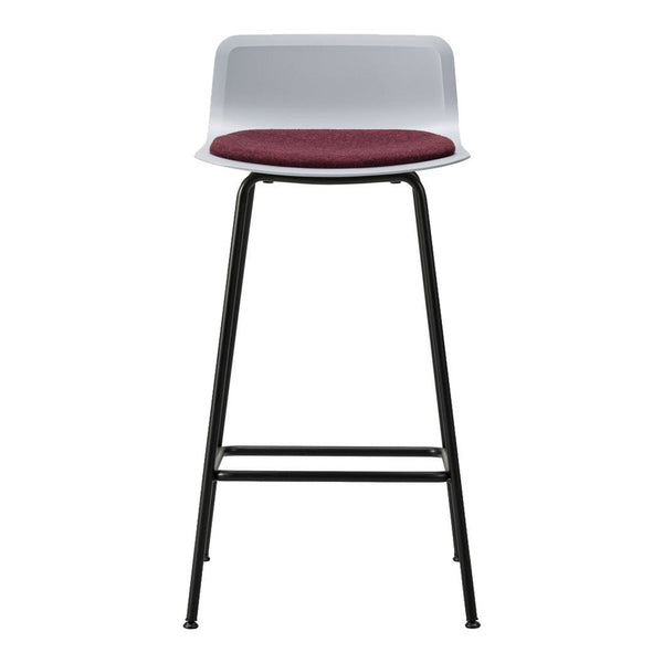 Pato Bar/Counter Stool - 4-Leg - Seat Upholstered
