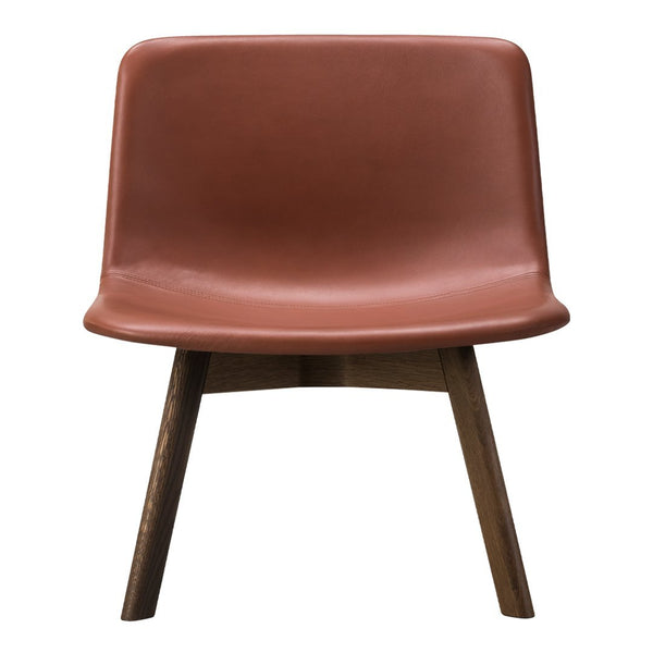 Pato Lounge Chair - Wood Base