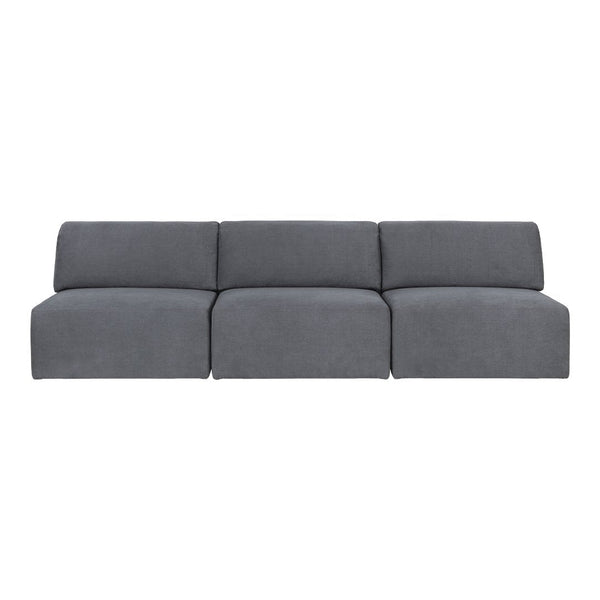 Wonder 3-Seater Sofa w/o Armrests