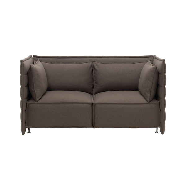 Alcove Plume Sofa Two-Seater