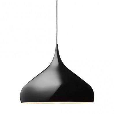 BH2 Spinning Pendant Lamp - Black - Outlet