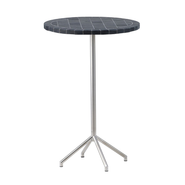 Avenue Round Bar Table