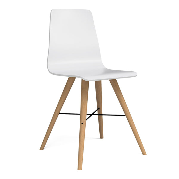 Beaver Dining Chair - Laminate - Set of 2