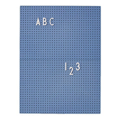 AJ Vintage ABC Message Board A4