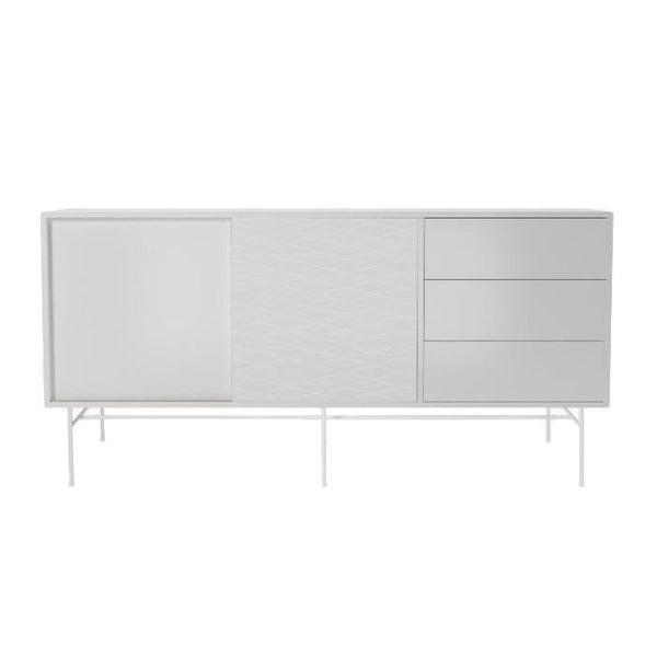 Case Sideboard - Steel Base