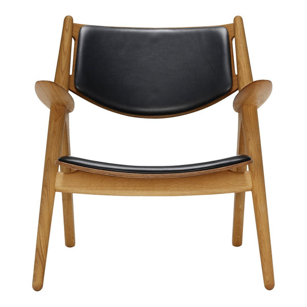 CH28P Sawhorse Lounge Chair