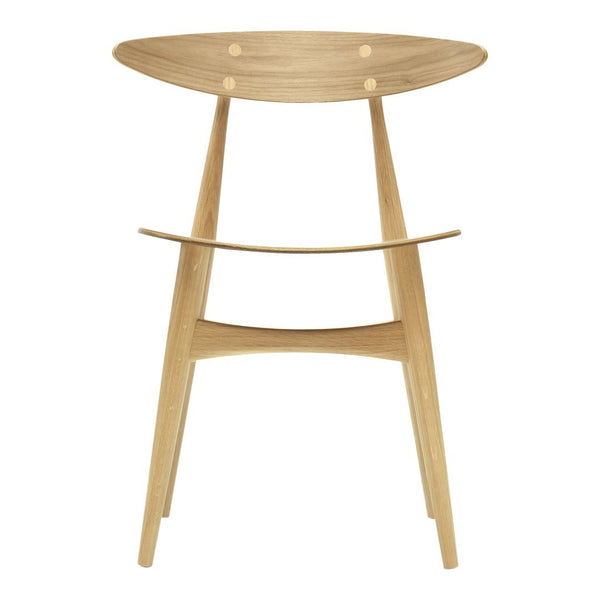 Wegner CH33T Chair - All Wood