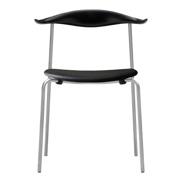 CH88P Chair - Seat Upholstered - Chrome - Colors