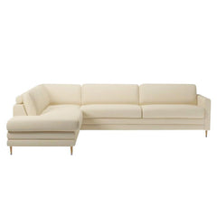 Cooper 6 Seater Sofa with Open End and Low Cushions