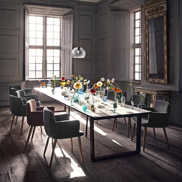 Bolia Dt18 Dining Table By Glismand Rudiger Danish