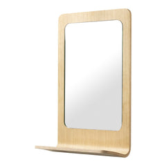 Flow Mirror w/ Shelf
