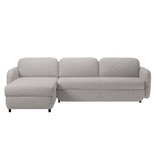 Bolia Fluffy 3 Seater Sofa Bed w/ Chaise Longue by Hertel + ...
