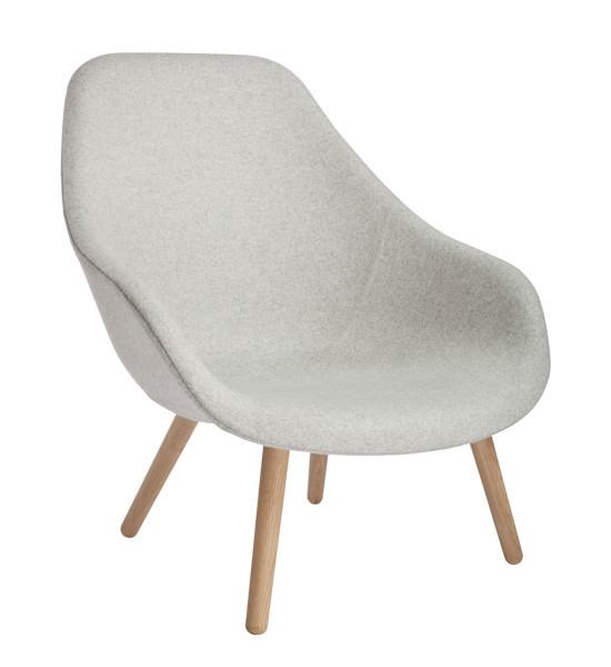 Hay Lounge Stoel.About A Lounge Chair Aal92