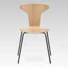 Jacobsen Mosquito Chair - Wood Veneer