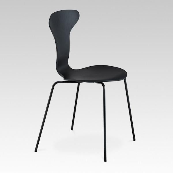 arne jacobsen munkegaard chair mosquito chair wood veneer