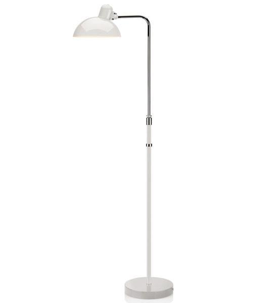 Kaiser Idell Luxus Floor Lamp - White - Outlet
