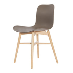 Langue Original Dining Chair - Wood Legs / Plastic Seat