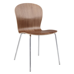 Lingua Dining Chair - Veneer - Set of 2