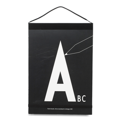 AJ Vintage ABC Letters Paint Book