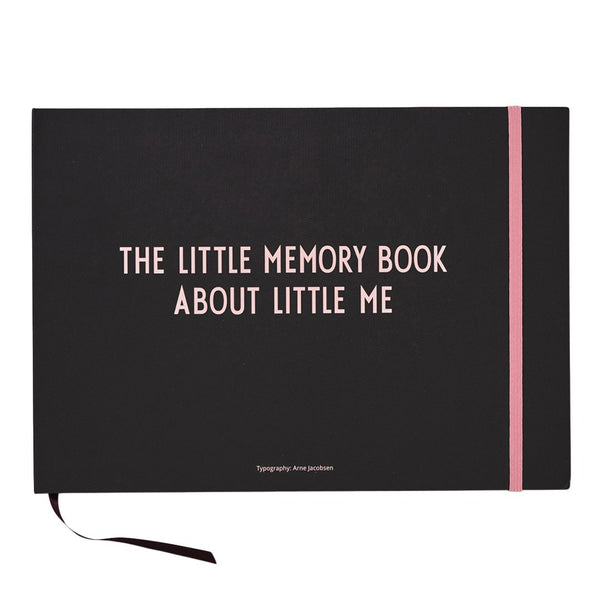 AJ Vintage ABC The Little Memory Book About Little Me