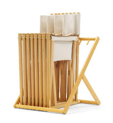 Mogens Koch Folding Chair Rack - Oiled Mahogany