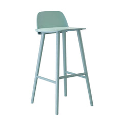 Nerd Counter/Bar Stool - Petroleum / Bar Height - Outlet