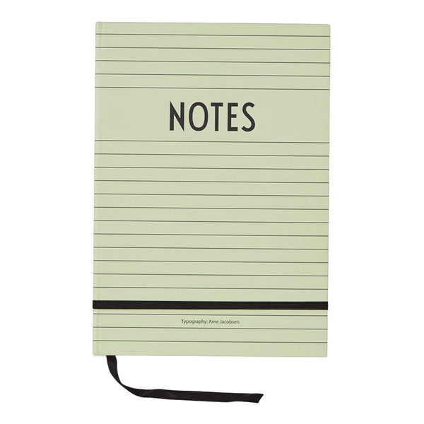 AJ Vintage ABC Notes A5